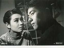 川口浩と野添ひとみ夫妻