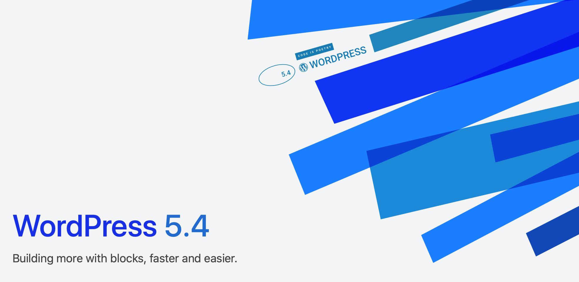 wordpress 5.5 ダウングレード